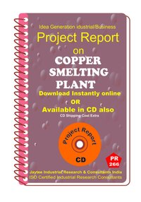 Copper Smelting Plant manufacturing Ebook