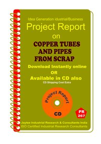 Copper Tubes and Pipes from Scarp manufacturing Ebook