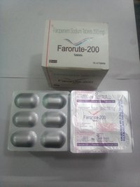 Faropenem 200mg Tablets