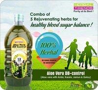 Aloe Vera Diabetic Care Juice