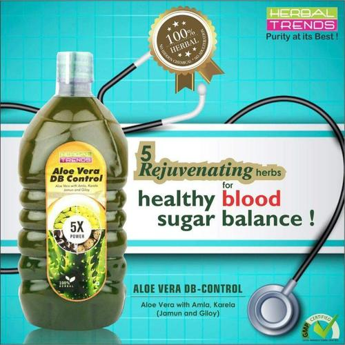 Aloe Vera Juice For Diabetic Patients