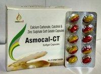 Calcitriol, Calcium Carbonate, Zinc Sulphate Capsule