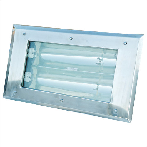 Flameproof Bottom Openable Light Fitting