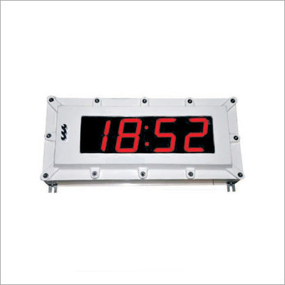 Flameproof Clock