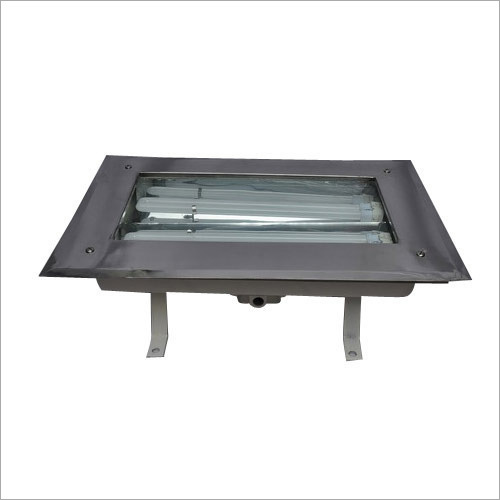 Flameproof Top Openable Rectangular Fitting