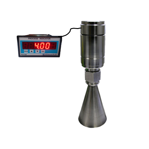 Radar Level Indicator for Solids