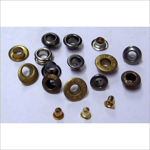 Customized Eyelets Buckles