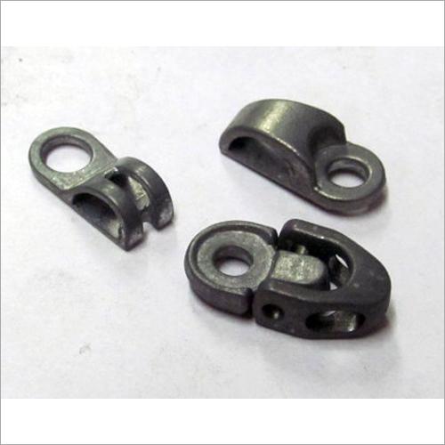 Zinc alloy casted shoe hooks for laces