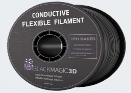 Conductive Flexible TPU Filament
