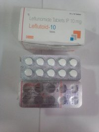Leflunomide 10 mg Tablets