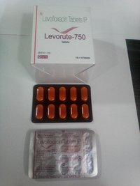 Levofloxacin 750mg Tablets