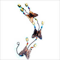 Butterfly Iron Hanging Bell