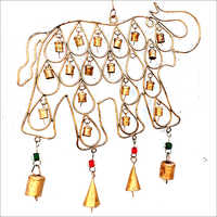 Elephant Iron Hanging Bell