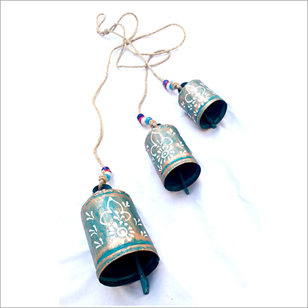 Firozi Iron Hanging Bell
