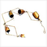 Golden Hanging Bell