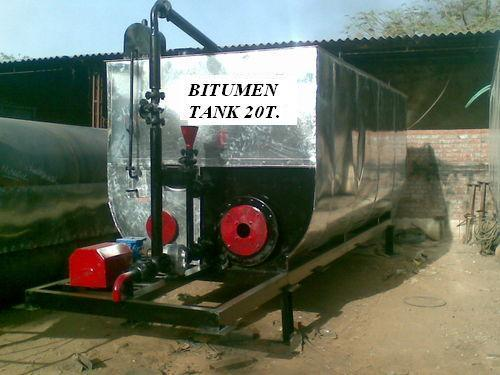 Heating Bitumen Tank
