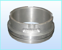 Submersible Pump Pressure Ring with T Slot