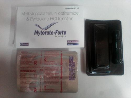 Methylcobalamin 1000mcg + Nicotinamide 100mg + Pyridoxine Hcl 100mg + Benzyl Alcohol 2%v/v