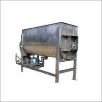 Steel Ribbon Blender