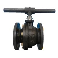 Audco Two Piece Flanged Ball Valve