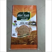 BOPP Laminated PP Woven Seed Bags