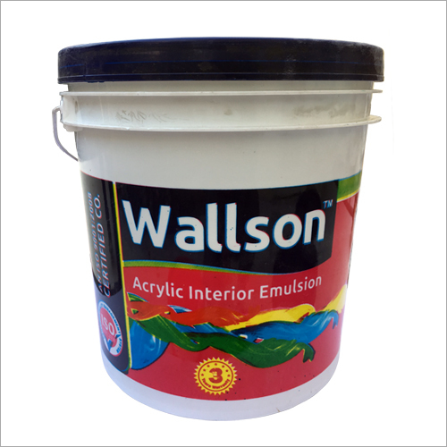 Acrylic Interior Paint