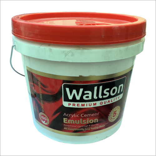 Acrylic Cement Emulsion