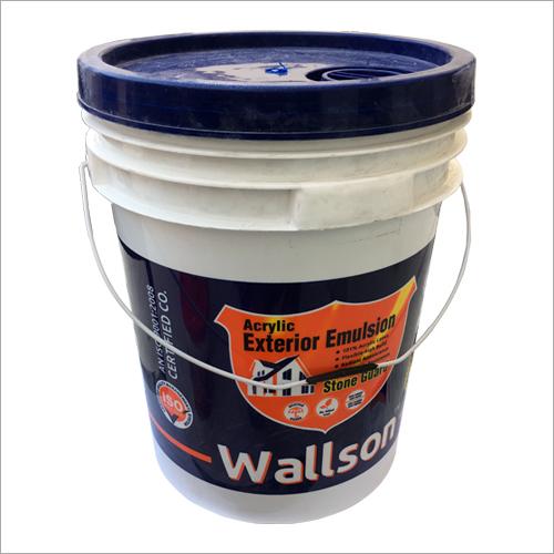 Acrylic Exterior Emulsion