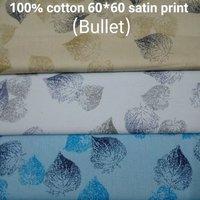Shirting  Satin Print (Bullet) 58
