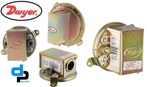 1900 Compact Low Differential Pressure Switch -D.P