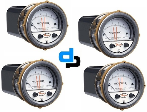 43000 Capsu-Photohelic® Pressure -Dwyer | D.ENGIN