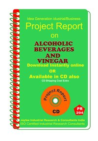 Alcoholic Beverages and Vinegar manufacturing eBook