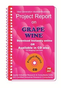 Grape Wine manufacturing Project report