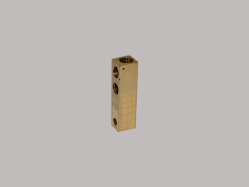 Brass Square Type Terminal Connector