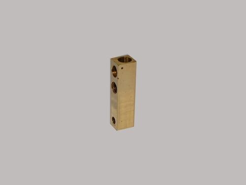 Brass Energy Meter Connector