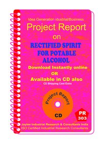 Rectified Spirit For Potable Alcohol manufacturing eBook
