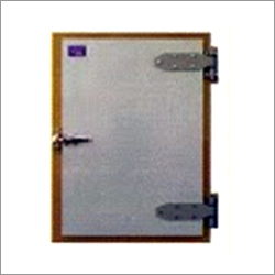 Industrial Insulated Steel Door