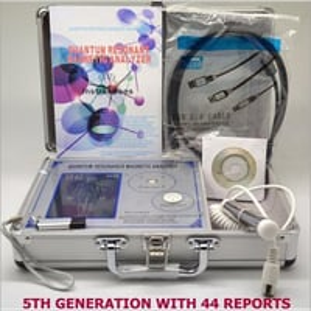 Quantum Magnetic Resonance Analyzer 5G