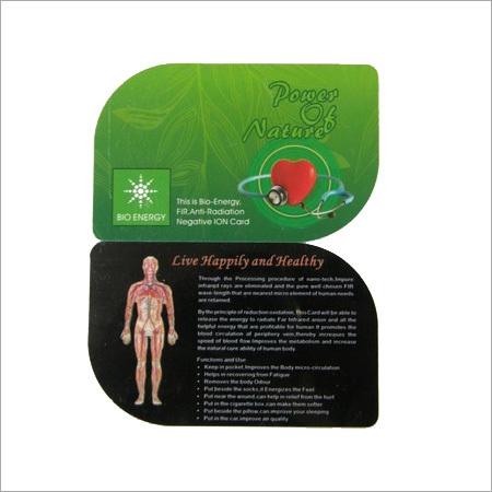 Nano Bio Health Card