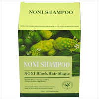 Noni Black Hair Magic Dye Shampoo