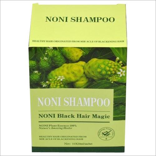 Black Hair Magic Dye Shampoo