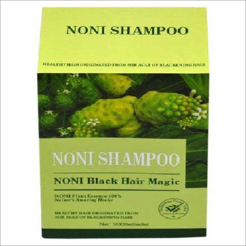 Noni Black Dye Shampoo
