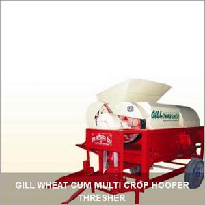 Wheat Cum Multicrop Hopper Thresher