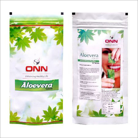 Aloevera Tablets
