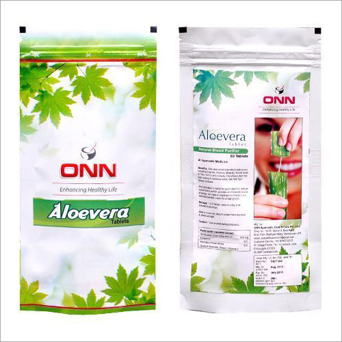 Aloevera Tablet