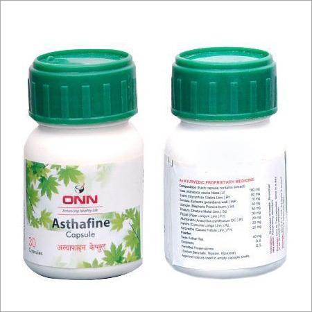 Asthafine Capsules