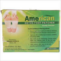American Foot Patches