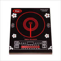 Touch Screen Induction Cooktop