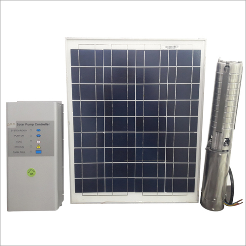 1 HP BLDC Solar Water Pump