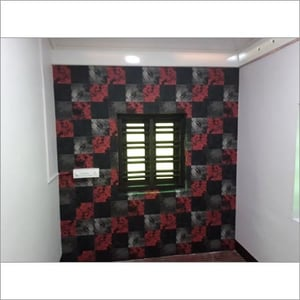 PVC Washable Wallpapers